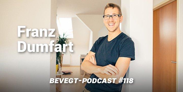 Franz Dumfart zeigt auf Youtube, wie einfach und lecker vegane Ernährung sein kann