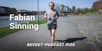 Fabian Sinning: Der Barfußläufer