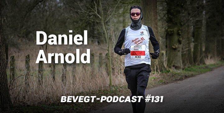 Daniel Arnold bei einem Wettkampf