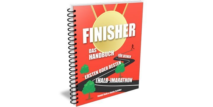 "Buchcover ""Finisher"""