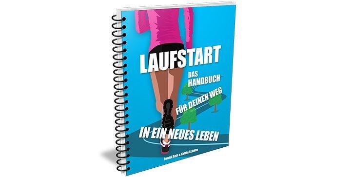 """Das Cover von """"Laufstart"""""""