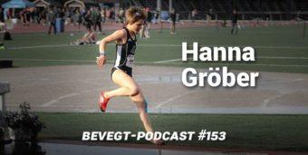 Titelbild: Hanna bei einem Hindernisrennen