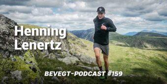 Titelbild: Henning Lenertz beim Trailrunning