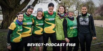 Titelbild: Vegane Läuferinnen und Läufer beim Alstervorland parkrun in Hamburg