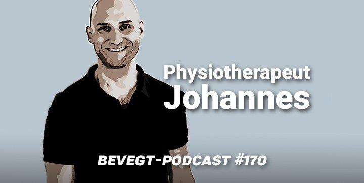 Johannes ist veganer Läufer und Physiotherapeut