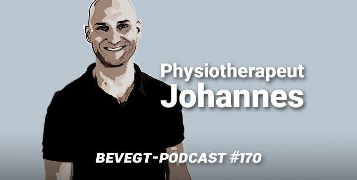 Der vegane Läufer und Physiotherapeut Johannes G.