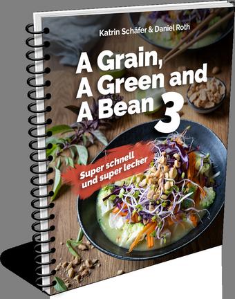 Cover: A Grain, a Green and a Bean 3