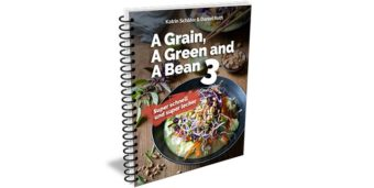 "Das Cover von ""A Grain, a Green and a Bean 3"""