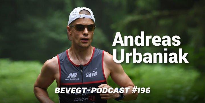 Der vegane Ultramarathonläufer Andreas Urbaniak beim Brüder Grimm Lauf 2018
