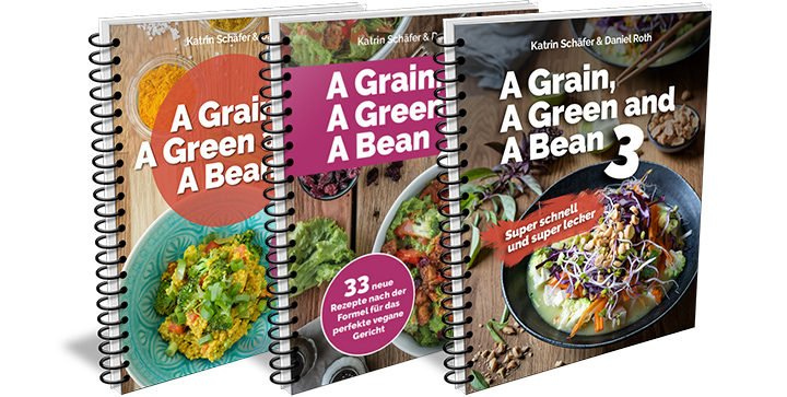 Dreierpack: A Grain, a Green and a Bean Teil 1-3