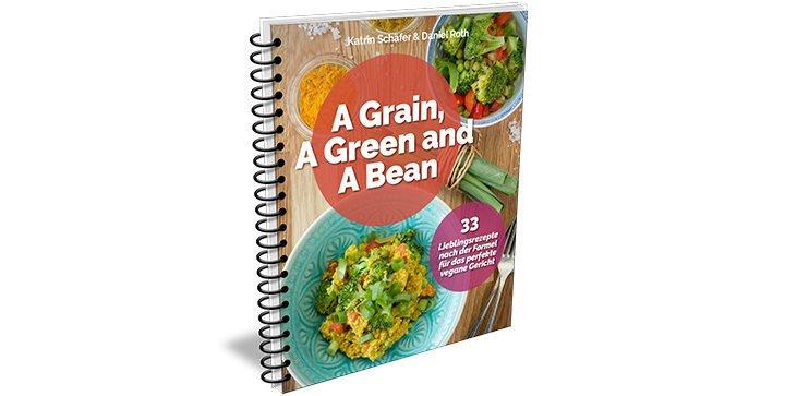 Buchcover: A Grain, a Green and a Bean 1