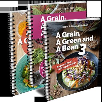 Dreierpack: A Grain, a Green and a Bean Teil 1-3