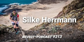 Silke Herrmann bei einem Wettkampf auf Lanzarote