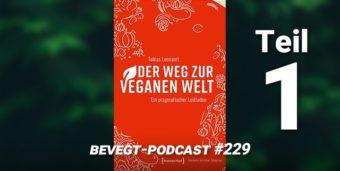 """Das Buchcover von """"Der Weg zur veganen Welt"""" von Tobias Leenaert"""