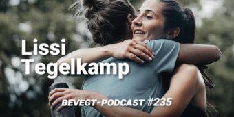 Titelbild: Die vegane Ultraläuferin Lissi Tegelkamp