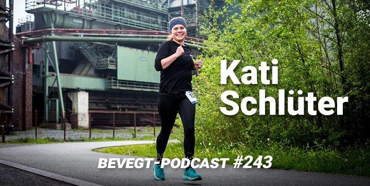 Die vegane Ultramarathonläuferin Kati Schlüter