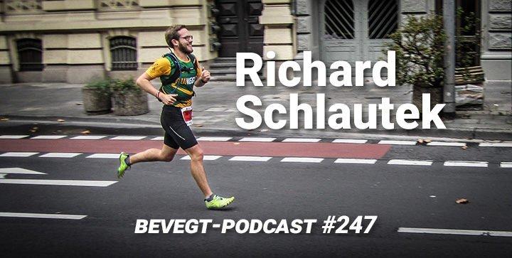 Richard Schlautek ist nicht zu stoppen