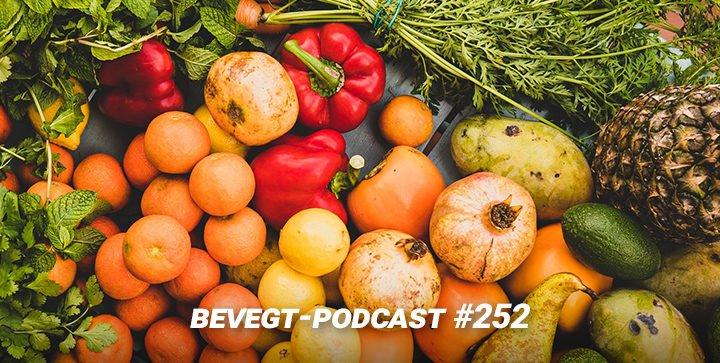 Titelbild: verschiedene Früchte und Gemüsesorten liegen nebeneinander auf einem Tisch