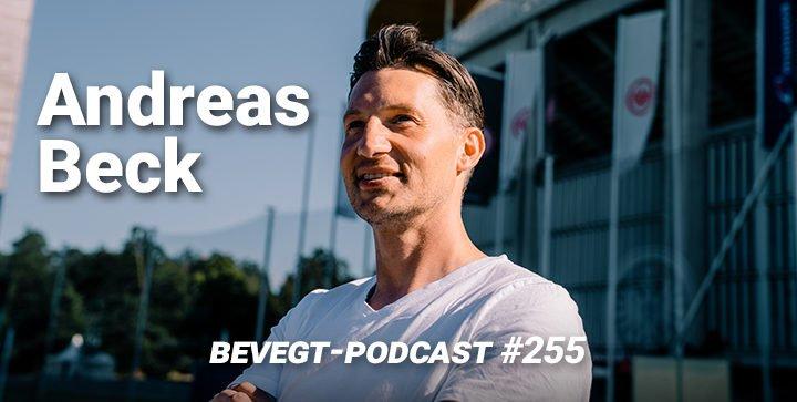 Andreas Beck ist Athletiktrainer der Fußballprofis von Eintracht Frankfurt