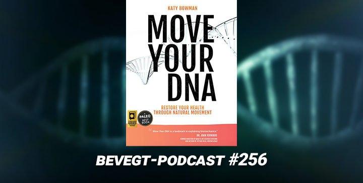 """Titelbild: Das Buchcover der englischen Ausgabe von """"Move your DNA"""""""