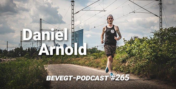 Titelbild: Daniel Arnold beim Laufen