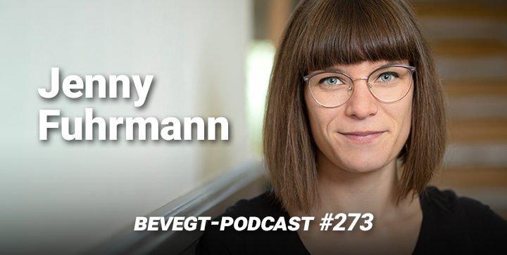Jenny Fuhrmann ist Zero-Waste-Aktivistin und Mitgründerin eines Unverpackt-Ladens