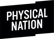 Das Logo von Physical Nation