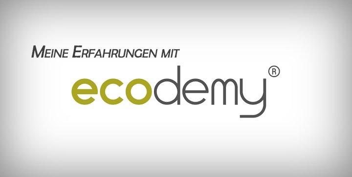 Das Logo von Ecodemy